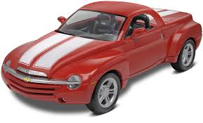 Amazon.com: Revell Chevy SSR Car Plastic Model Kit, Scale 1/25: Toys ... Best Of Chevy Ssr 2019 Trends Models Types 2004 Chevrolet Ssr Adrenalin Motors New Bright Rc Radio Control Toy Truck Parts 1900 Suburban Texas Hyundai Dealer Becomes Hot Spot Questions Ssr Bed Storage Area Option How To Install 2006 Streetside Classics The Nations Trusted A Curious Cversion Auto Influence Build Trinity Motsports Convertible Beautiful 2005 2 Dr Ls
