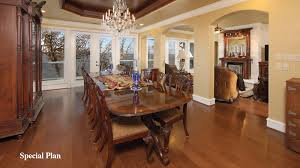 Tilson Homes Marquis Floor Plan by Dining Areas Tilson Homes
