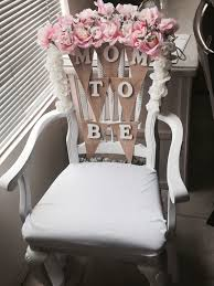 Minnie Mouse Room Decorations Walmart by Baby Shower Chair Idea Flowers From Walmart Wood Letters From