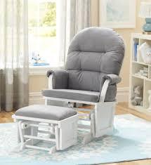 Ikea Poang Rocking Chair Nursery by Ottomans Little Castle Buckingham Glider Glider Chair Ikea Ikea