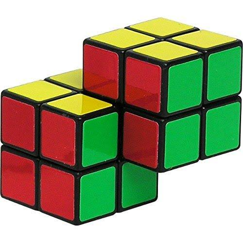 Puzzle Master Double 2x2 Cube
