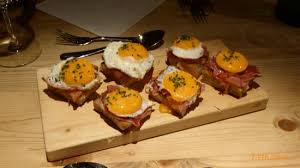 canapes apero aperohäppchen picture of kuhstall sils im engadin tripadvisor