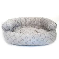 canine creations couch pet bed grey 52 x 46 samsclub com