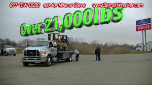 100 Buy A Tow Truck Why You Should Buy A Low Loader From Detroit Wrecker Sales YouTube