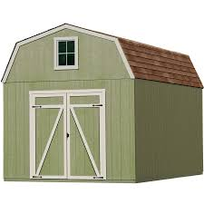 Gambrel Shed Plans 16x20 by Shop Heartland Common 10 Ft X 16 Ft Interior Dimensions 10 Ft