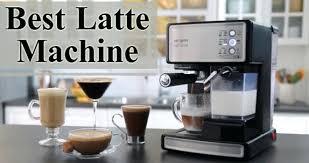Latte Maker Mr Coffee Cafe Walmart Espresso Cappuccino Machine