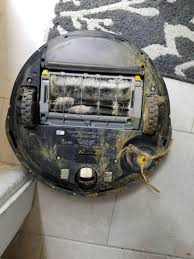 Bed Bath Beyond Roomba by My Buddy Was Pumped To Get A Roomba Until His Dog Poo U0027d In The