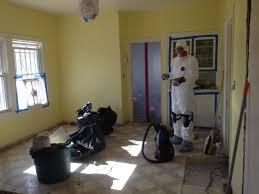 Removing Asbestos Floor Tiles In California by How To Remove Vinyl And Linoleum Flooring Design Necessities