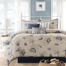 Coastal Bedding Sets by Amazon Com Mp10 504 Bayside Comforter Set Home U0026 Kitchen