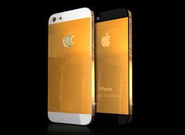 Stuart Hughes solid gold iphone 5 Stuart Hughes