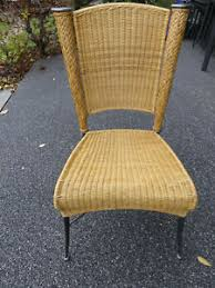 rattan stuhl set stühle für esszimmer 12 stück ebay
