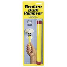 broken light bulb remover 59211 ls plus