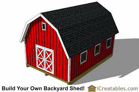 12x16 Gambrel Shed Kits by 16x24 Gambrel Shed Plans 12x16 Barn Shed Plans