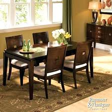 Raymour And Flanigan Dining Room Chairs Living Set Tables Outlet Sets
