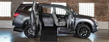 Honda Pilot By VMI Texas & SW Louisiana | American Lift Aids Joey Vehicle Lift By Bruno Scooter Power Wheelchair Lifts Multi Gresham Driving Aids Blvdcom Atc Accessible Trucks Colorado Freedom Mobility Inc Tonka Truck Youtube 2018 Trans Tech School Bus W Pennsylvania Maryland The Mid Atlantic Region Ramps Stair For Home Minnesota Liveability Chrysler Pacifica Opens Doors To Wheelchair Users Chicago Tribune Handicap Scooters More Life Essentials Cversions In
