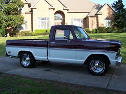 1969 Ford F 100 Custom Pickup Truck - Used Ford F-100 For Sale In ...