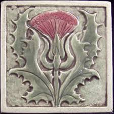 plant and flower tiles