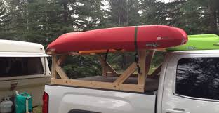 Bed : Truck Bed Kayak Rack Sleep Number Bed Locations Bath &beyond ... Canoekayak Racks For Your Taco Tacoma World Homemade Canoe Carrier Pickup Truck Inspirational Custom Big Foot Pro Bwca Rack Help Boundary Waters Gear Forum Kayak Storage Pulley System Haing Outdoor Solutions Crewcab With Topper Transport Question 2c Boat Roof Rack Car Top Mount J Cross Car And Bike Carriers Darby Extendatruck W Hitch Mounted Load Extender 33 Holder For Your Attack Best Canoe Hauling Vehicle Wcha Forums