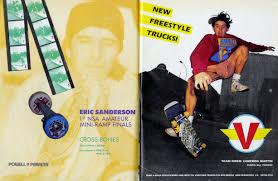 100 Buck Skate Trucks Thrasher Magazine April 1990