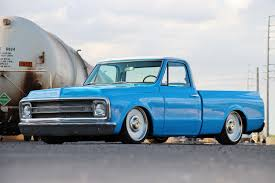 100 1969 Chevy Trucks Aaron Welle Has Applied His Engineering Expertise To This Exquisite