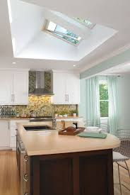 100 Sophisticated Kitchens Kitchen Skylight Ideas Of Wonderful Skylights