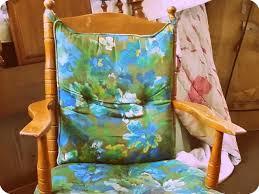 Petite Primitive Antique Rocking Chair Oklahoma City Garage Sale