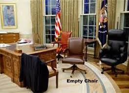 obama empty chair tweet 28 images obama leaves empty chair