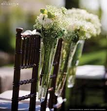Beautiful Cones For Backs Of Chiavari Chairs At Ceremony Or Receptions Little Flower Shop