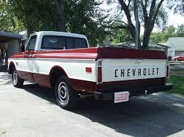 1969 Chevrolet C-10 Camper Special | Mokena, Illinois | Classic Cars ...