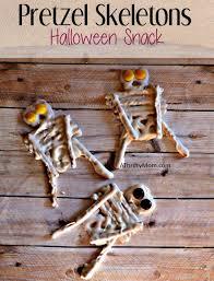 Halloween Pretzel Rods by Gourmet Halloween Pretzel Rods