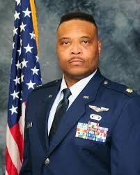 Washington Air Guard officer s during overseas deployment