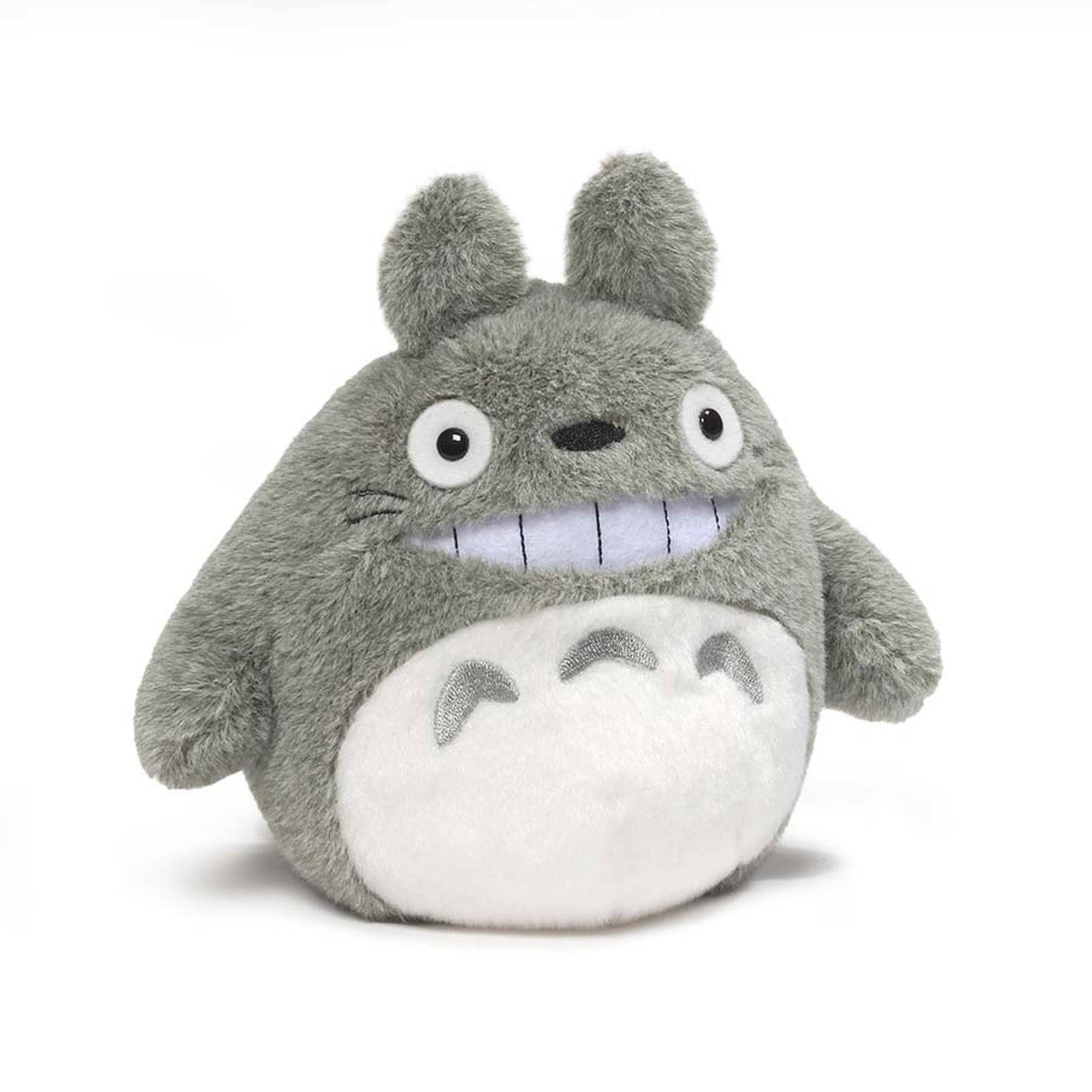 Studio Ghibli Totoro Smiling Plush Toy - 5.5""