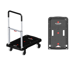 GLYBY Magna Cart Flatform 300 Lb Capacity Four Wheel Folding Hand ... Folding Airport Luggage Hand Caportable Steel Foldable Happydeal Hd6711 Black Alinum Portable Cart Trolleys Officeworks Truck Carts Dolly Heavy Duty Wwhosale New Folding Hand Truck Cart Mini Seville Classics 150 Lbs Utility List Manufacturers Of 99 Trolley Buy Get Discount On The 10 Best Portable Trucks For Your Daily Needs Reviews Small Trucks Archives Behostinggcom