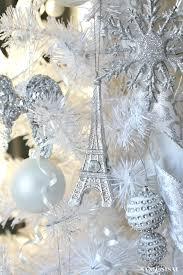 A Winter Wonderland Christmas Tree