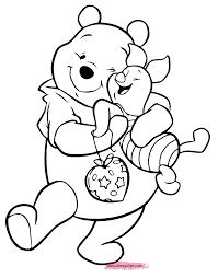 Valentines Coloring Pages Disney For Kids