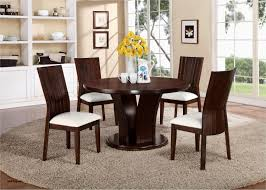 33 Cute Round Dining Room Table Sets Wallpaper
