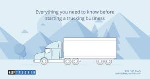 100 Start A Trucking Company Cheat Sheet For Starting Your Trucking Business