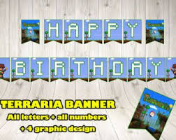Terraria Chair And Table by 24 Best Terraria Bday Images On Pinterest Terraria Birthday