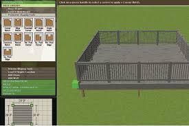 Deck Designing by Free Deck Design Software Professional Deck Builder Computers
