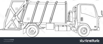 100 Truck Drawing Best Free Dump Vector Cdr Free Vector Art Images