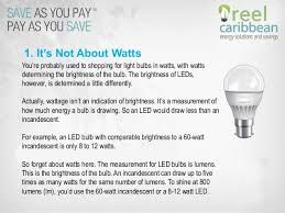 6 things to before buying led lightbulbs