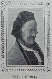 100 Mary Ann Thompson Bidwell Nee Abt18181912 Surnames Beginning
