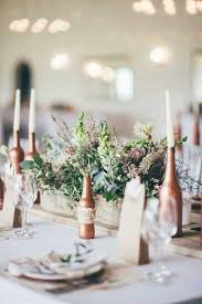 The Cape Fynbos Goes So Lovely With A Rustic Wedding Theme Combined Wood It