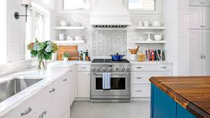 Above Kitchen Cabinet Decorative Accents by All Time Favorite White Kitchens Southern Living