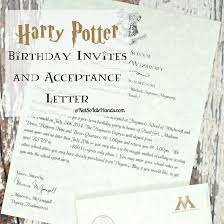 Hogwarts Admission Letter Generator View Invite