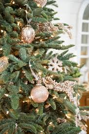 10 Noble Fir Artificial Christmas Tree by Dining Room Christmas Tree With Balsam Hill Nina Hendrick Design Co