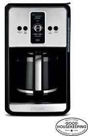 12 Cup Savoy Programmable Stainless Steel Turbo Coffee Maker EC414050