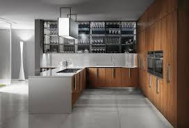 cuisine gris bois cuisine design cuisine gris bois blanc rangement ouvert hotte