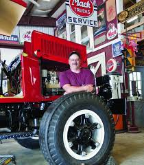 100 Mack Truck Parts Matt Pfahl Dedicated Restorer Of All Things Pertain Hemmings
