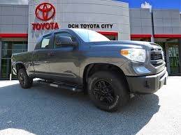 Used 2015 Toyota Tundra Truck Double Cab SR 5.7L V8 Magnetic GrayFor ...